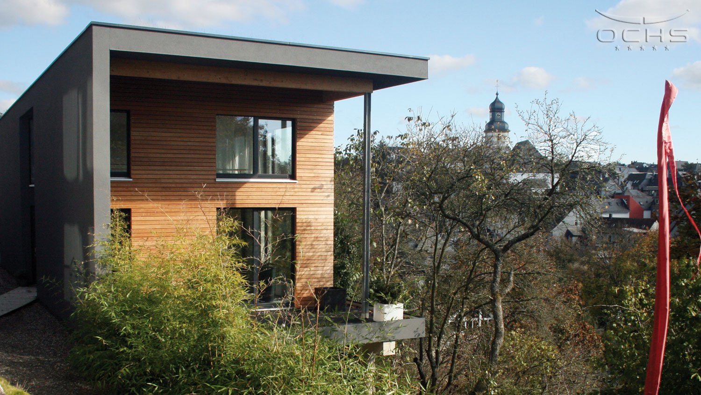 Wohnhaus in Holzrahmenbauweise in Simmern