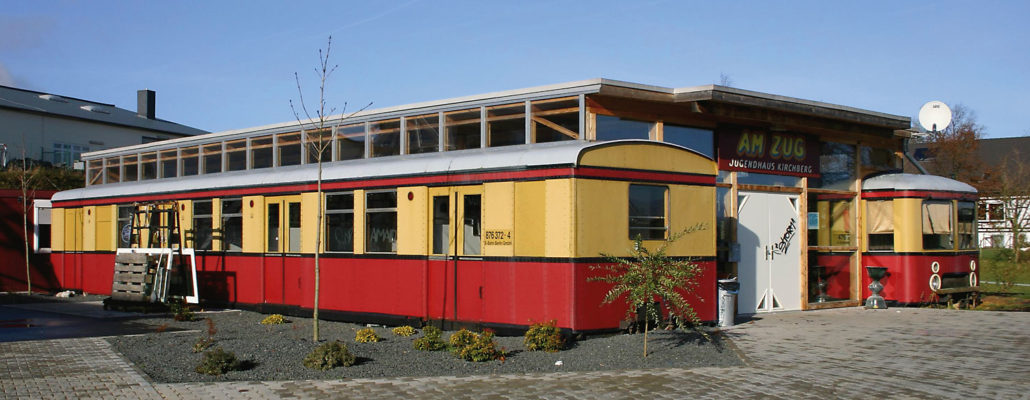 Jugendhaus Am Zug, Kirchberg