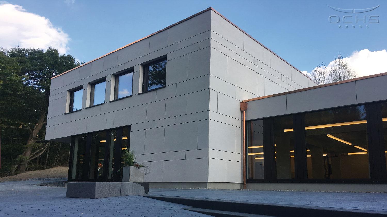Erweiterung und Sanierung - Sportpark in Simmern
