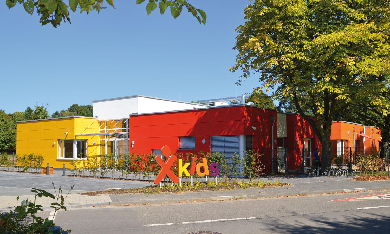 """Betriebskita """"Xkids"""" der LANXESS Deutschland GmbH in Leverkusen"""
