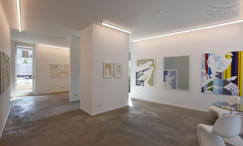 DavisKlemmGallery Ausstellungsgebäude