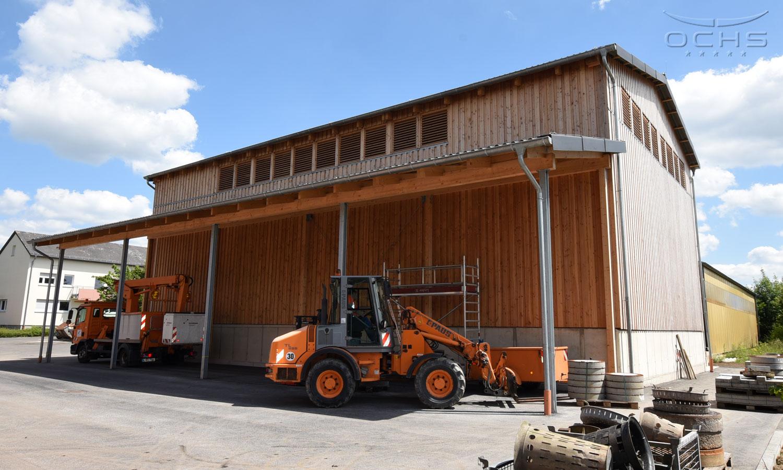 Salzlagerhalle Simmern