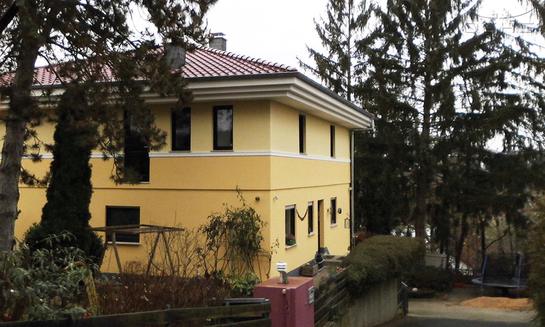 Aufstockung in Mainz