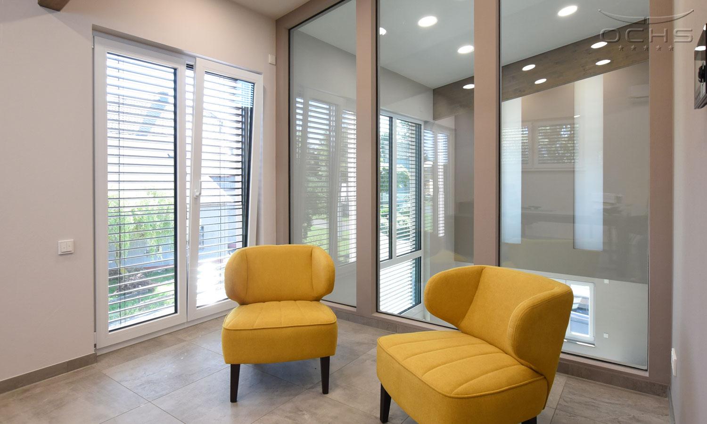 Schabbach Fensterbau in Morbach-Hundheim Büro